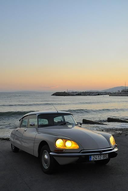 Citroen DS - the most beautiful car design ever