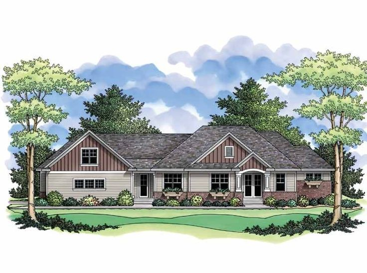 Eplans Craftsman House Plan Three Bedroom Craftsman 2615 Square Feet And 3 Bedrooms From