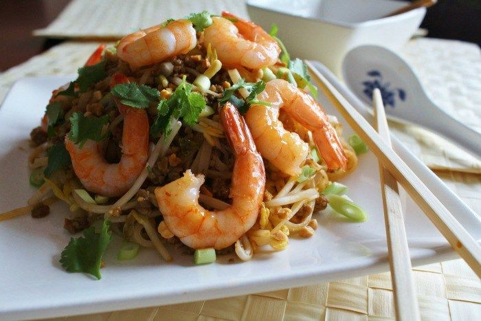 Sonia's Pad Thai.  Simple and delicious!  Free from gluten, dairy, eggs and refined sugar.  Enjoy!
