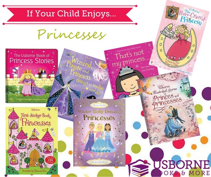 Best of Usborne Princess Books
