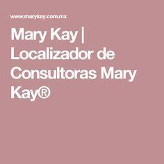 Mary Kay | Localizador de Consultoras Mary Kay®