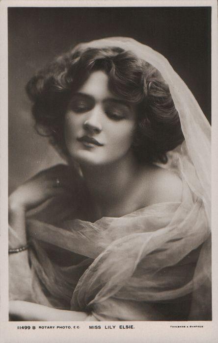 Victorian Prudes Victorian Prudes actress lily Elsie