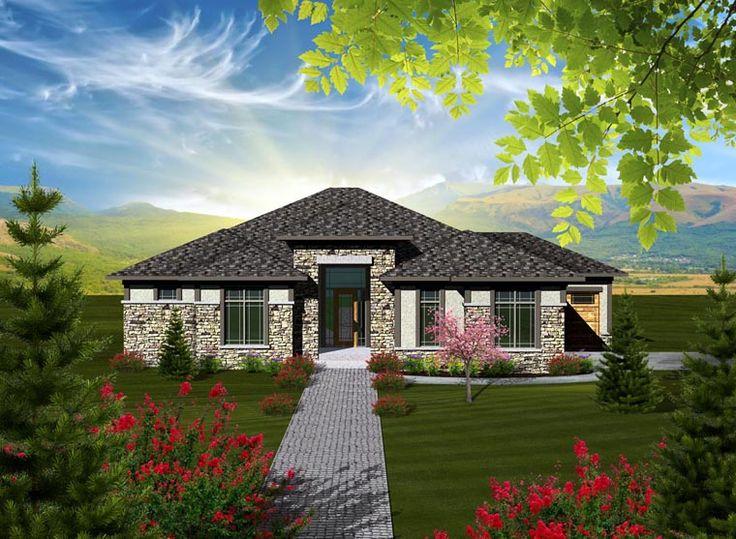 Best 25 prairie style houses ideas on pinterest prairie for Prairie style garage plans