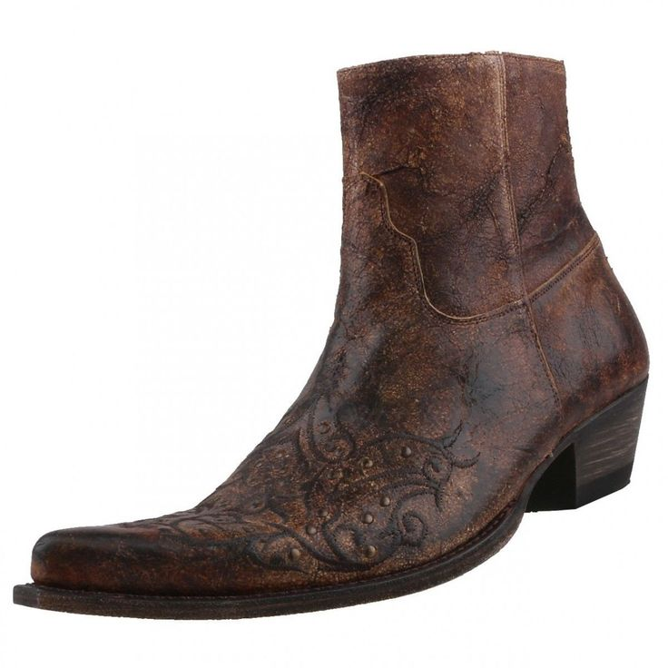 NEU Sendra Boots Cowboystiefel Stiefelette 11836 Stiefel Western Herrenstiefel | eBay