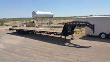 2005 PJ Flatbed trailer 40 footheavy equipment trailers apply now www.bncfin.com/apply