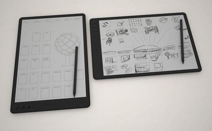 noteslate #notepad #electronic