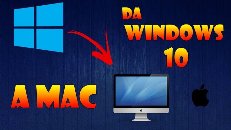 Come trasformare un pc Windows in un Mac [Windows 10  8   8.1  7]