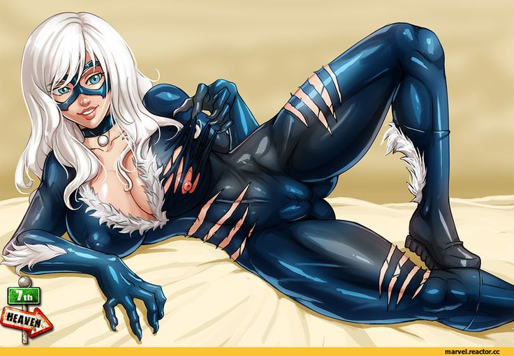 Black Cat,Черная Кошка, Фелиция Харди,Marvel,Вселенная Марвел,фэндомы,Marvel Ero,Эротика,7th-heaven,artist