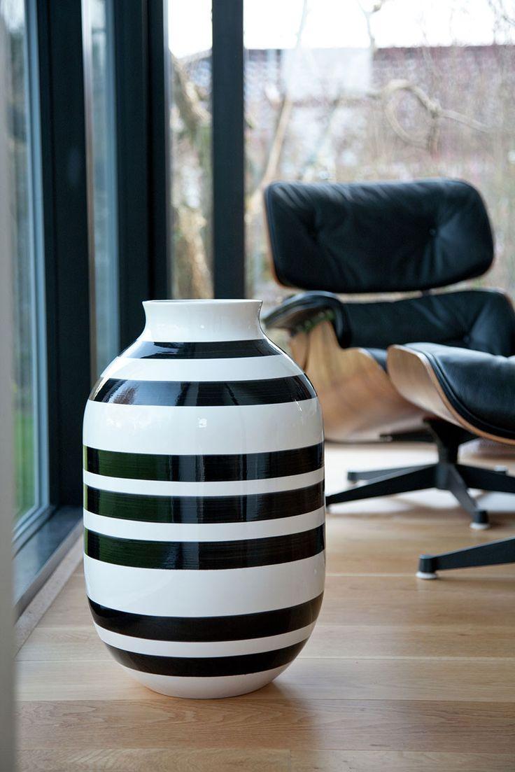 Omaggio Bodenvase 50 cm- erhältlich hier im Kontor1710.