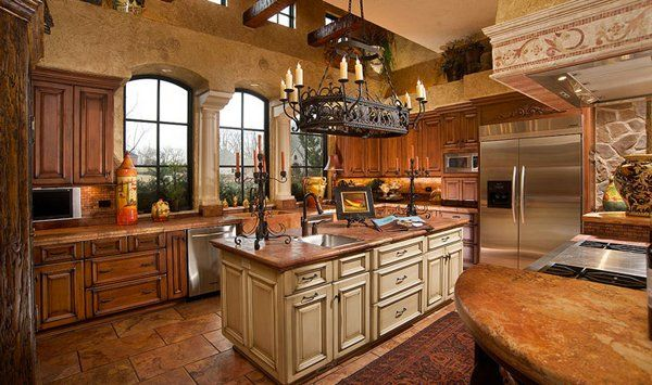 15 Stunning Mediterranean Kitchen Designs