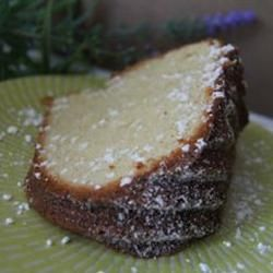Irish Pound Cake--I would like to make all Irish food for St. Patrick's day since Jason's heritage is Irish and Caoimhe's name is Irish, I want to do it up right.