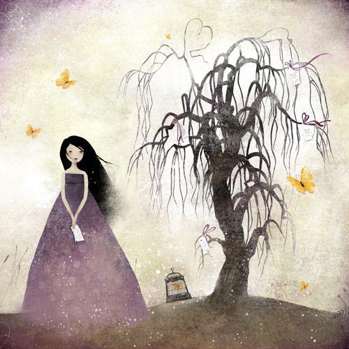"""The Wishing Tree"" - by Anne-Julie Aubrey"