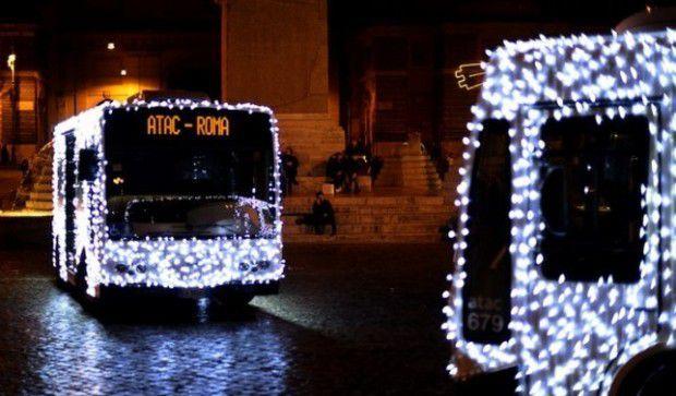 Roma: Trasporti pubblici e festività - Ma servono più mezzi a Natale? La realtà del trasporto pubblico romano è una faccenda complessa e, a quanto pare, abbiamo creato un tema di discussione. La domanda di fondo però è: 'Atac aperta a Natale o no?'  Il 24 e il 25 dic