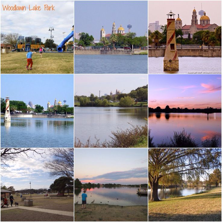 Woodlawn lake park 1103 cincinnati ave san antonio tx for Fishing in cincinnati