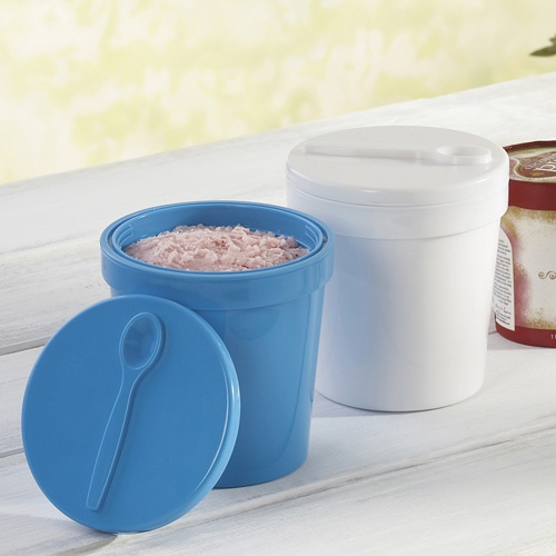Cream Kitchen Storage Jars: 9 Best Images About Ice Cream Storage On Pinterest