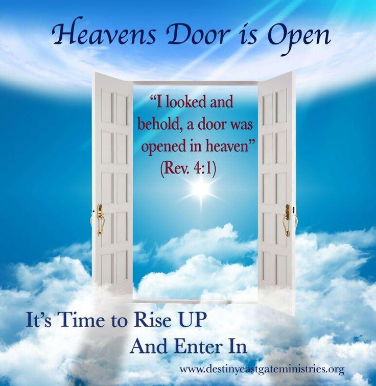 Open Door. Spiritual ...  sc 1 st  Pinterest & 11 best Open Doors images on Pinterest   The doors Gate and Windows