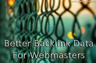 Salah satu fitur yang sangat penting adalah profil backlink untuk website Anda, dengan itu Anda dapat menemukan dan memperbaiki link yang rusak agar meningkatkan SEO yang lebih baik. Berbicara tentang itu, Google baru saja meningkatkan fitur ini, yang kini menyediakan untuk peningkatan data backlink - lebih baik dari sebelumnya. Sekarang lebih baik periksa data backlink situs Anda di Webmaster Tools.