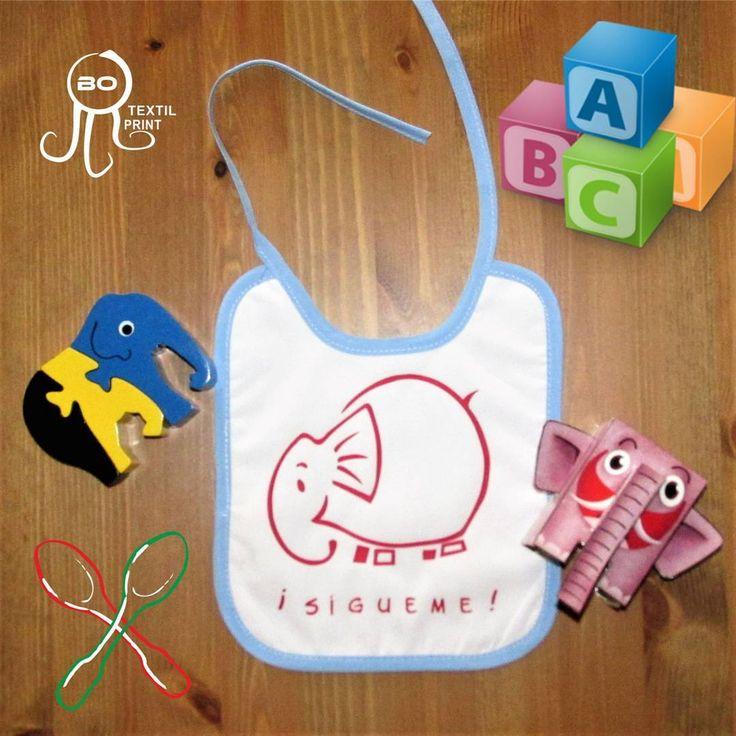 Baberos con diseño para los más pequeños.   http://www.botextilprint.es    #botextilprint #trabajospersonalizados #babero #bebe #serigrafía #vinilotextil #bordados #sublimación #ropaniños