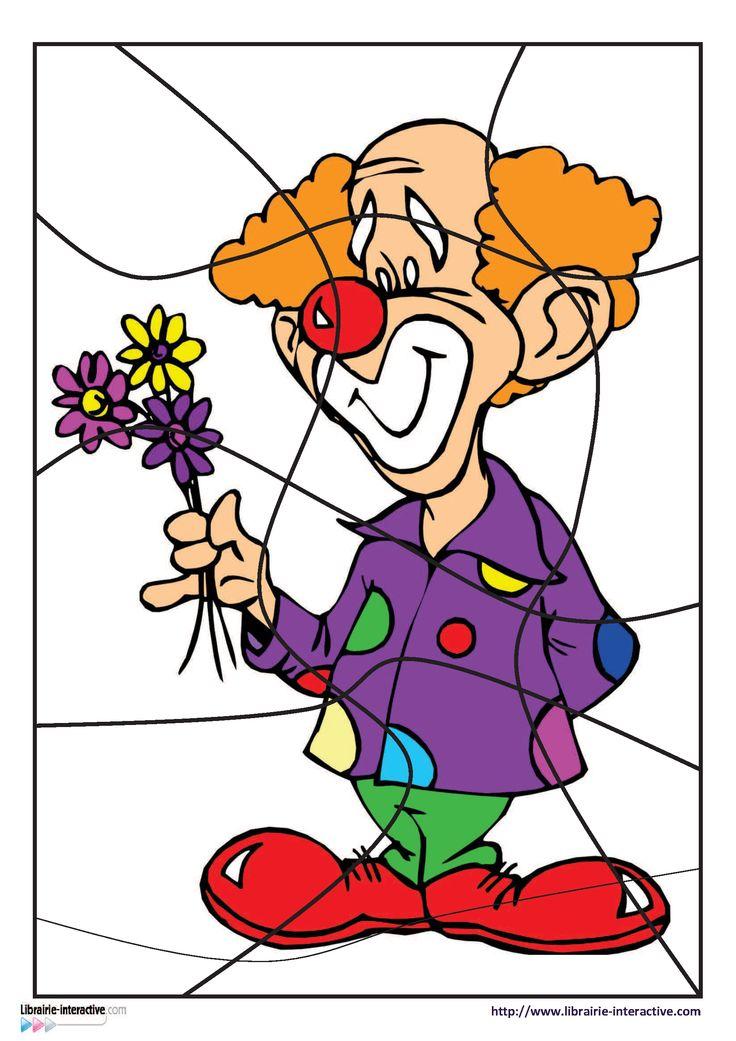 20 puzzles en couleur ou en noir et blanc sur le thème de carnaval et déclinés en 4, 6, 9 et 12 et 15 pièces avec des illustrations variées (clown, Arlequin, masques africains, masques d'animaux, princesse, indien, cow-boy, fée, panoplie, lunettes, nez de clown...) Ils pourront être plastifiés ou utilisés directement comme exercices.