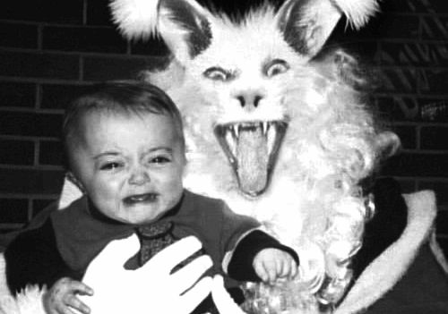 creepy easter costumes terrifying festivities