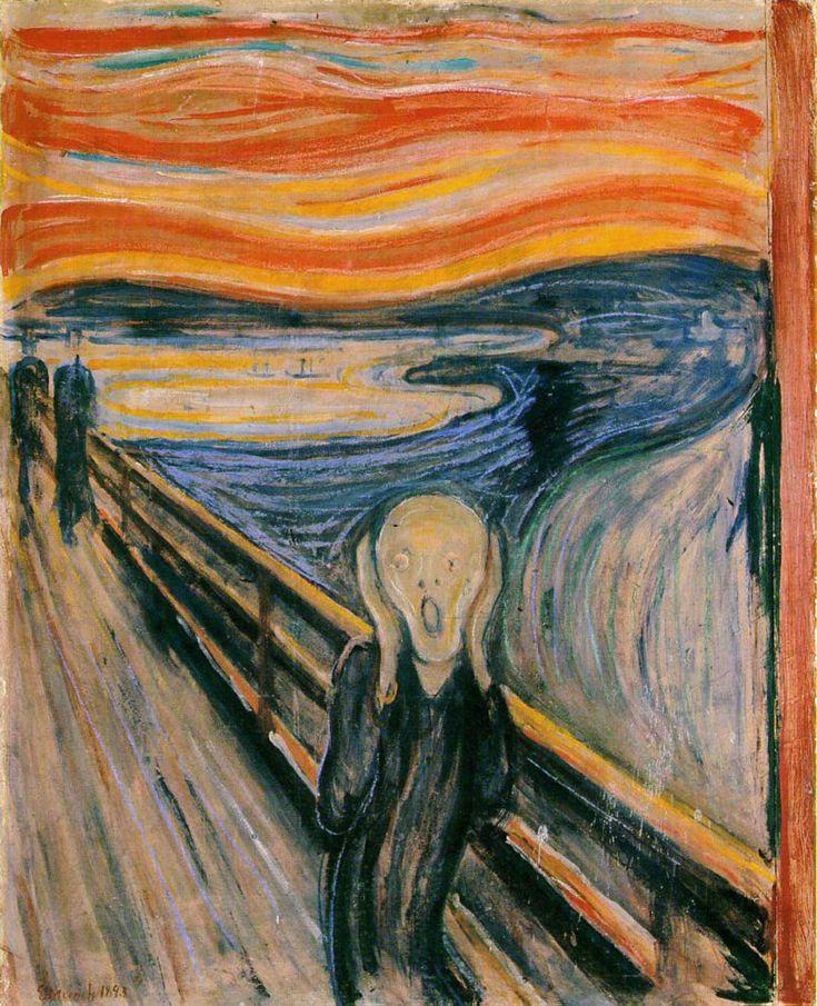 L'Urlo, di Munch: storia, significato e interpretazione dell'opera