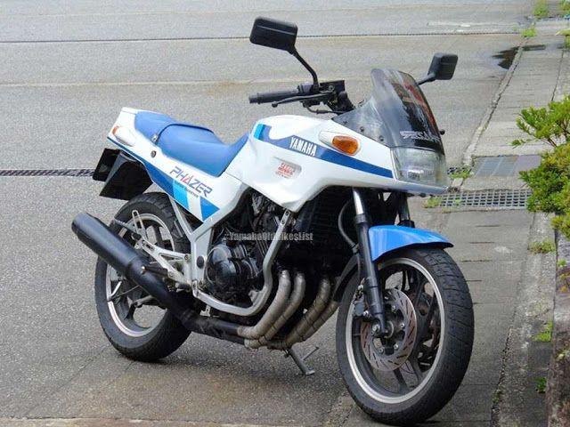 1985 Yamaha Fz250 Phazer Genesis Specs In 2020 Yamaha Old Bikes