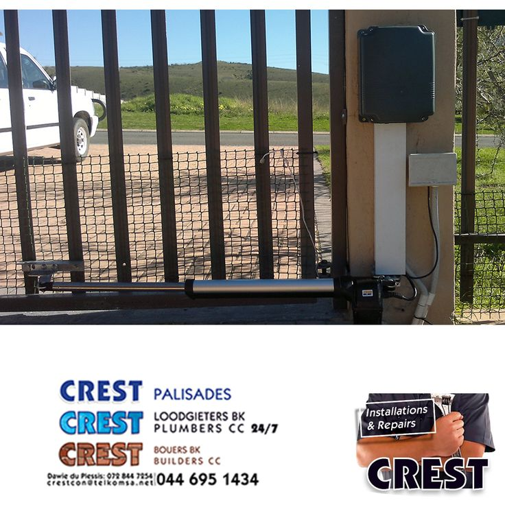 From electric gates to Palisade fencing. No job to complicated nor to small. Contact us for a quote.