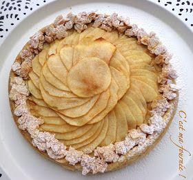 C'est ma fournée !: La féérique tarte aux pommes d'Olivier Bajard...