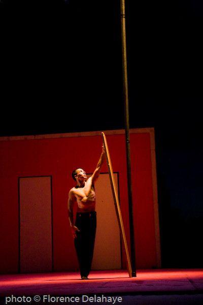 2009 - Cie Hors piste, Coma idyllique, festival rue des étoiles, Biscarosse - Florence Delahaye photographe