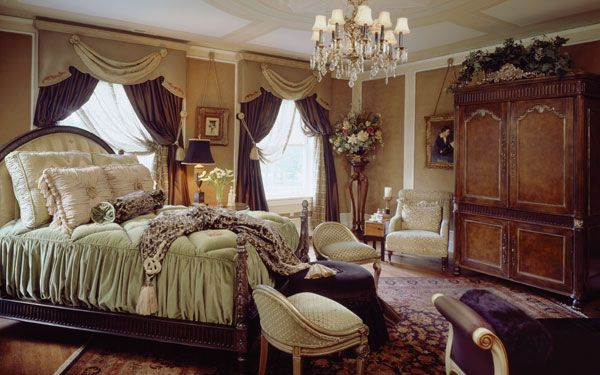 17 best images about complete bedroom set ups on pinterest victorian bedroom furniture Royal purple master bedroom
