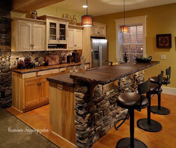 Konyhai ötletek az étkező és a konyha kialakításához. - MindenegybenBlog