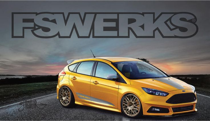 Motoroso is the better way to find what drives you!  Ford SEMA 2015 has created a Project called FSWERKS Focus ST. Click to see all the images in this collection.