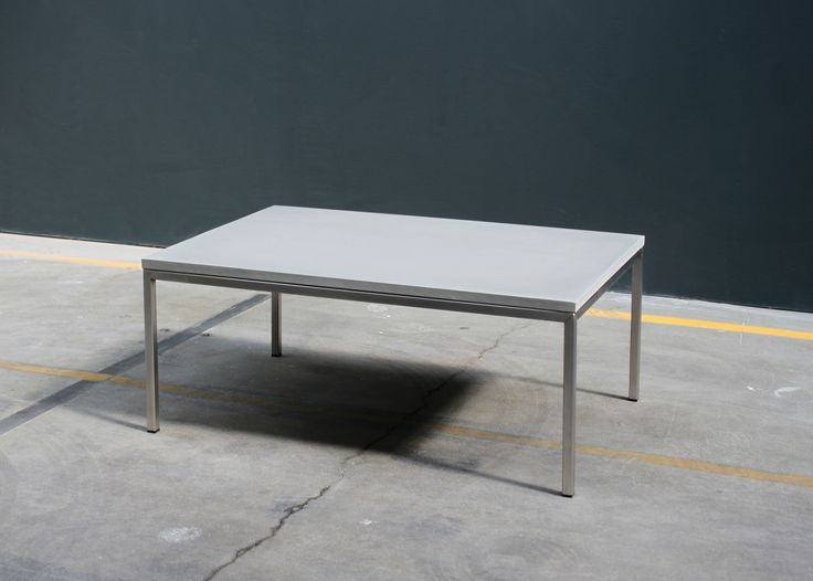 die besten 25+ couchtisch beton ideen auf pinterest | betonmöbel ... - Designer Betonmoebel Innen Aussen