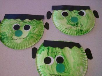 halloween crafts for preschoolers   Preschool Halloween crafts by GreciaParra