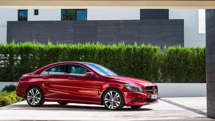 Mercedes-Benz CLA 250 - The Most Affordable Luxury Cars In 2016 HD Images