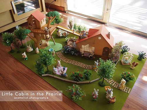 AlltheLittleThings': Holiday at Log Cabin