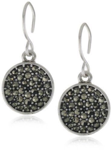 Kenneth Cole New York Marcasite Accent Drop Earrings Kenneth Cole New York http://www.amazon.com/dp/B002YA0ZL8/ref=cm_sw_r_pi_dp_kYCAwb0GP303E