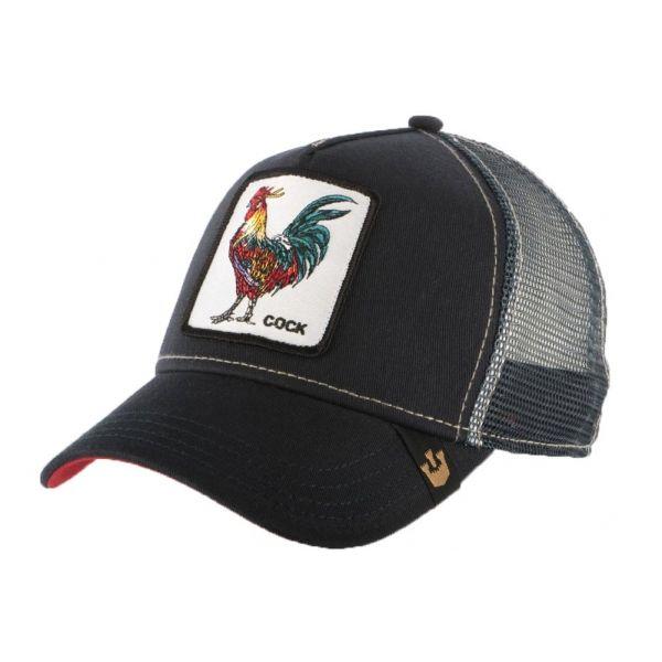 Casquette Trucker Marine Cock Goorin Bros #nouveau #goorinbros #mode #bonplan #look