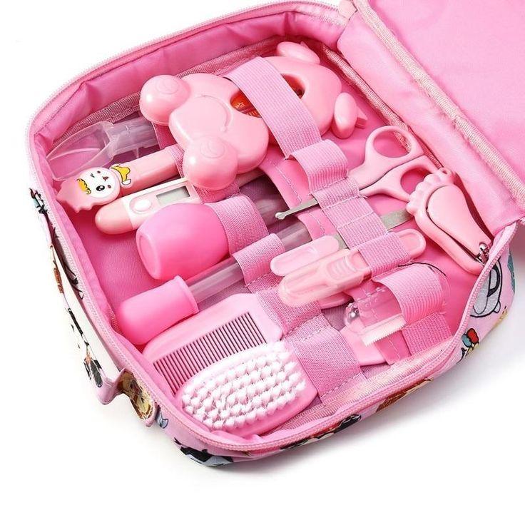 13Pcs Healthcare Accessories Kit for Babies