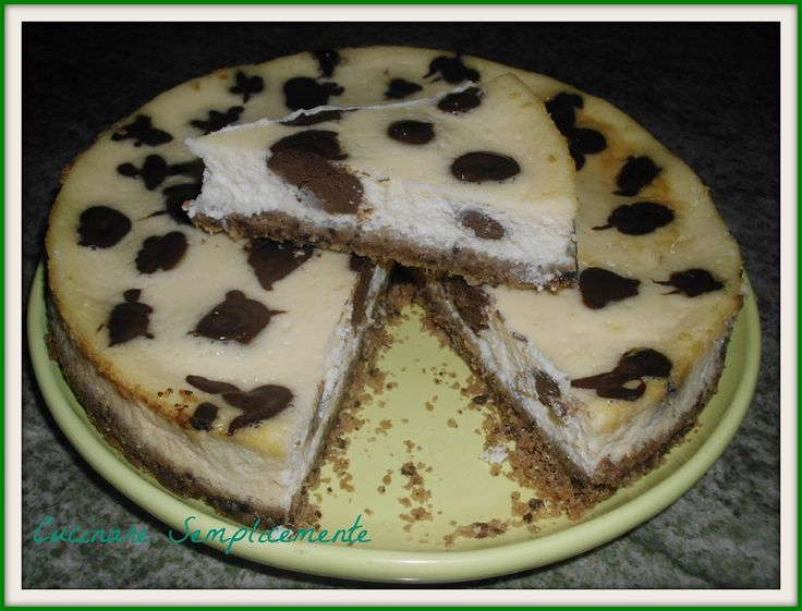 polka dot cheescake