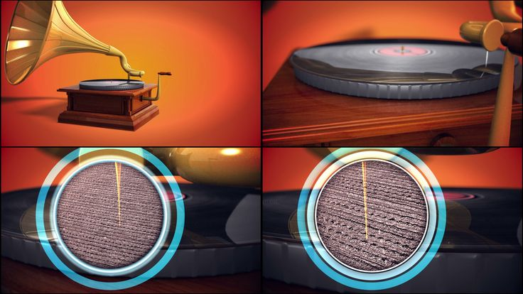 How does a phonograph work?