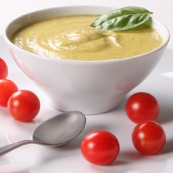 Creamy Zucchini Soup from The Vegan Dad Cookbook