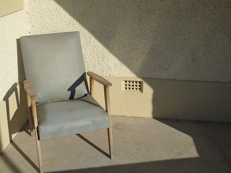 Chair & Shadow by Dave Gorman