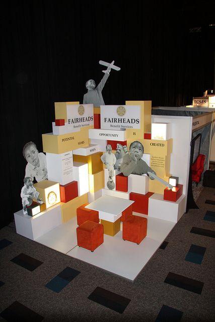 Fairheads Exhibition Stand   Flickr - Photo Sharing!