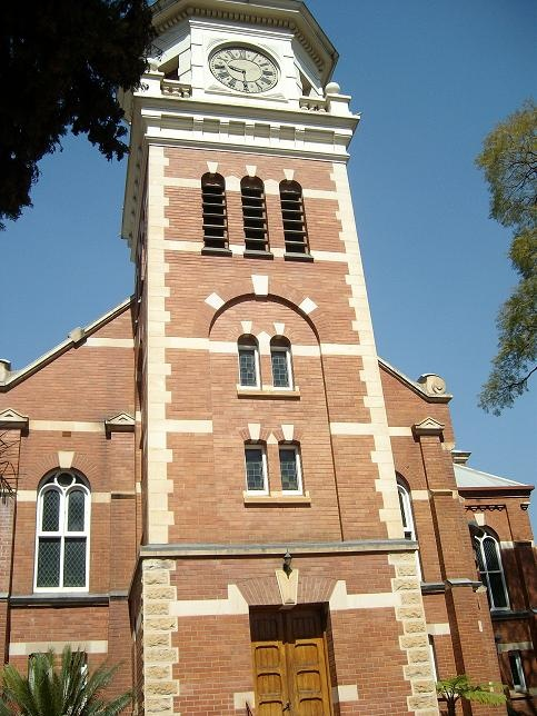 Paul Kruger Church, Pretoria City Centre, South Africa