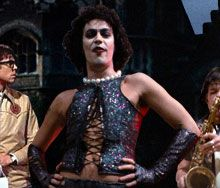 Richard Timothy Smith (born 25 March 1942), better known under his stage name Richard O'Brien, is a British writer, actor, television presenter and theatre performer. He is best known for writing the cult musical The Rocky Horror Show