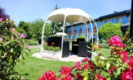 QUALYS-HOTEL La Berteliere **** à Saint Martin Du Vivier : Séjour gourmand à Qualys-Hôtel La Berteliere ****