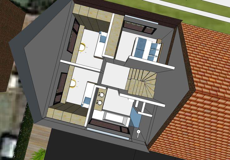 Overzicht verdieping 1508WILD stam.be