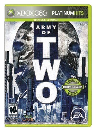 Army of Two: Platinum Hits #xbox360 #Army of Two
