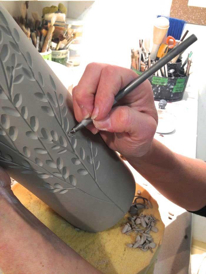 Marvelous Dotti Potts Pottery Studio | STUDIO Awesome Design